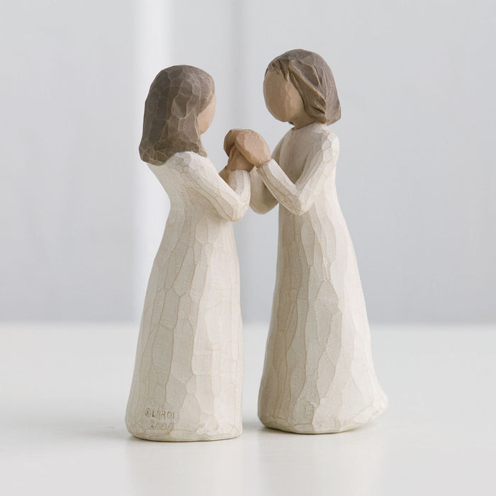 Sisters By Heart Figurine 4.5""