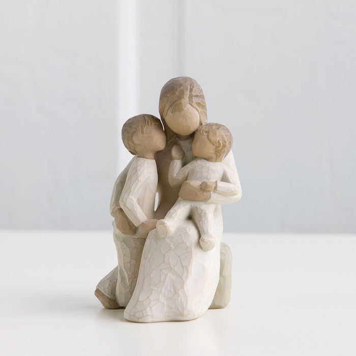 Quietly Figurine 5""