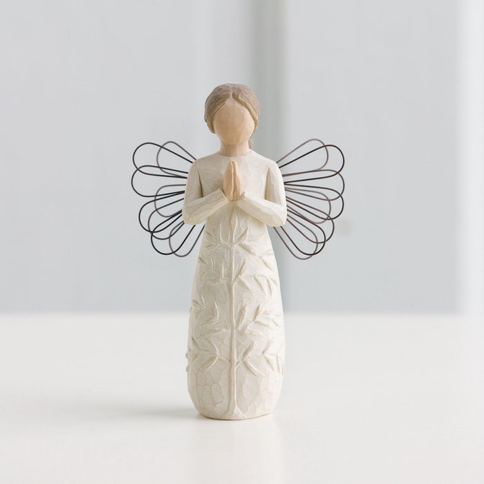 "A Tree A Prayer Figurine 5.5"" Willow Tree"