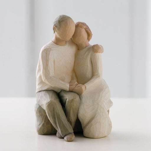 Anniversary Couple Willow Tree Figurine