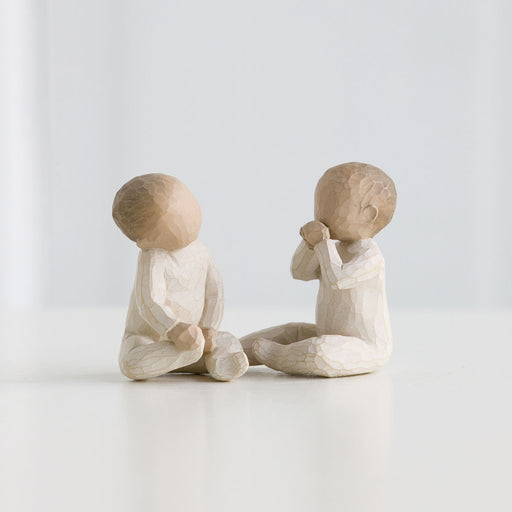 Two Together Figurine 2""