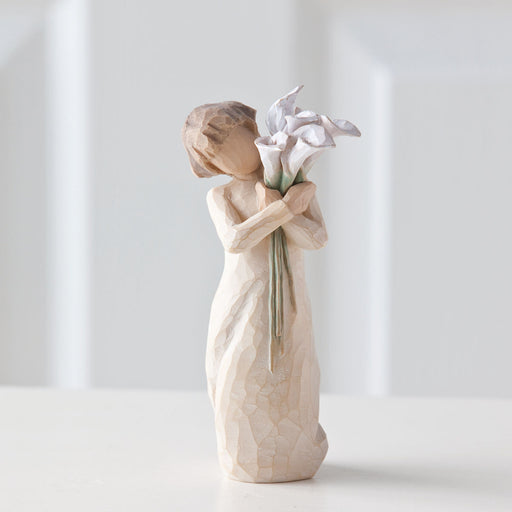 Beautiful Wishes Willow Tree Figurine