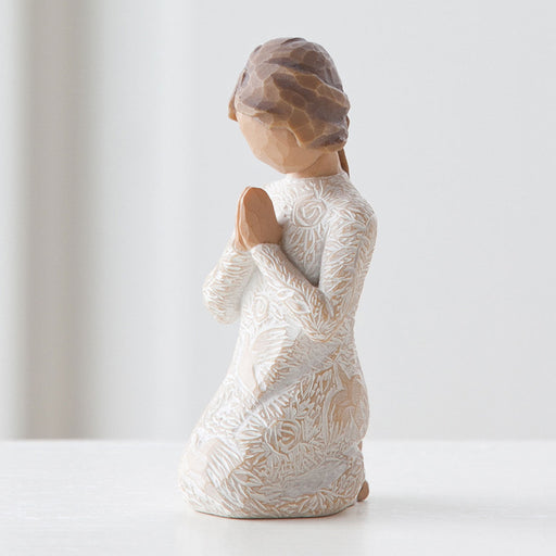 Prayer of Peace Figurine 5""