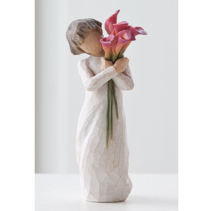 Bloom Friendship Willow Tree Figurine
