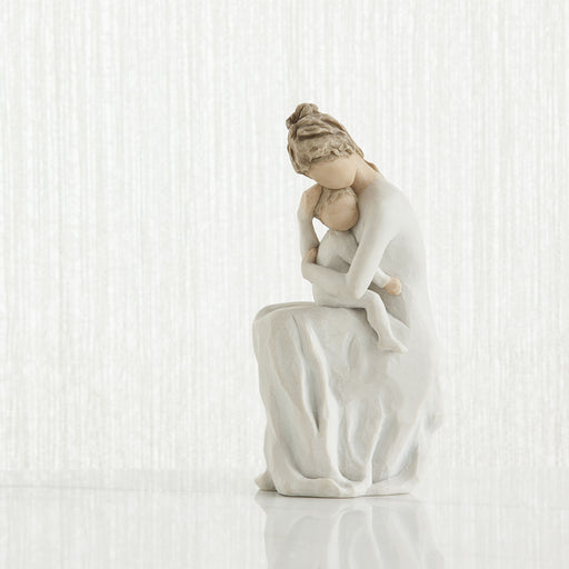 "For Alway  Figurine 6.5"" Willow Tree"