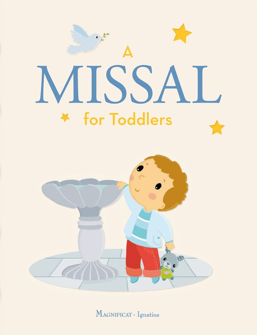 A Missal for Toddlers Board Book