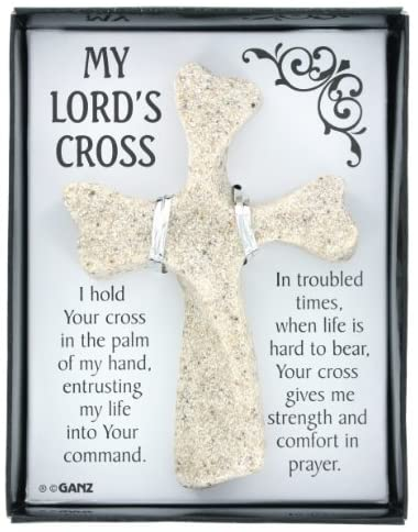 My Lord's Cross Palm Cross