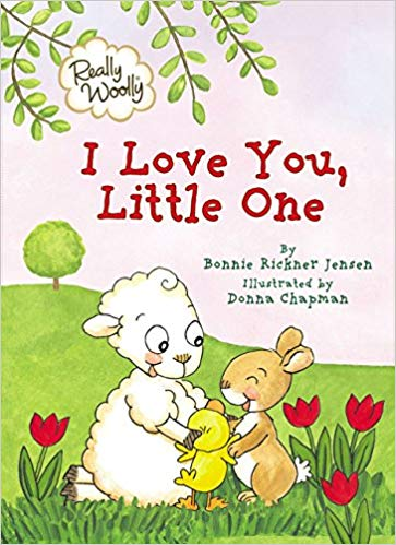 I Love You, Little One Board Book