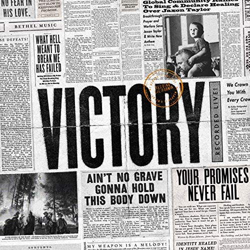Bethel Music - Victory CD