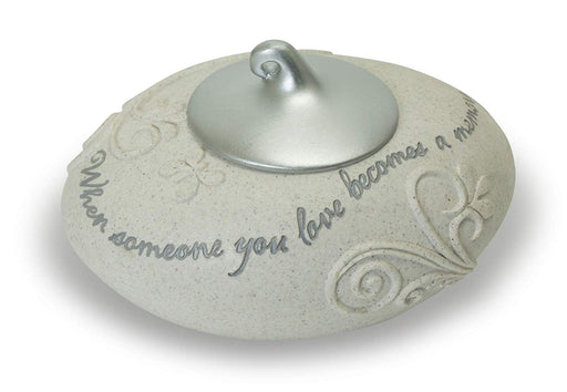 Memory Becomes a Treasure Tea Light Holder