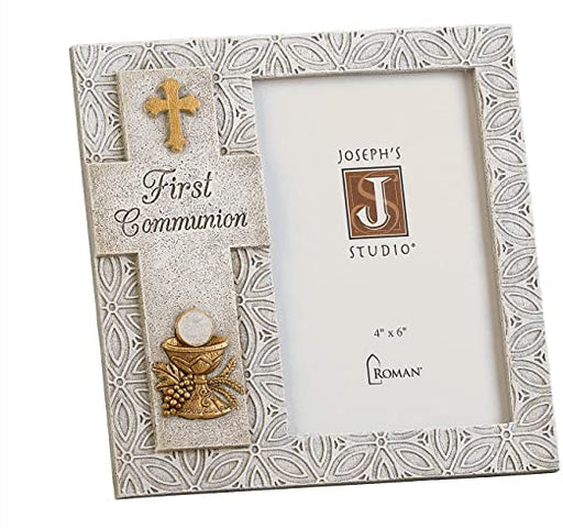 First Communion Stone Frame