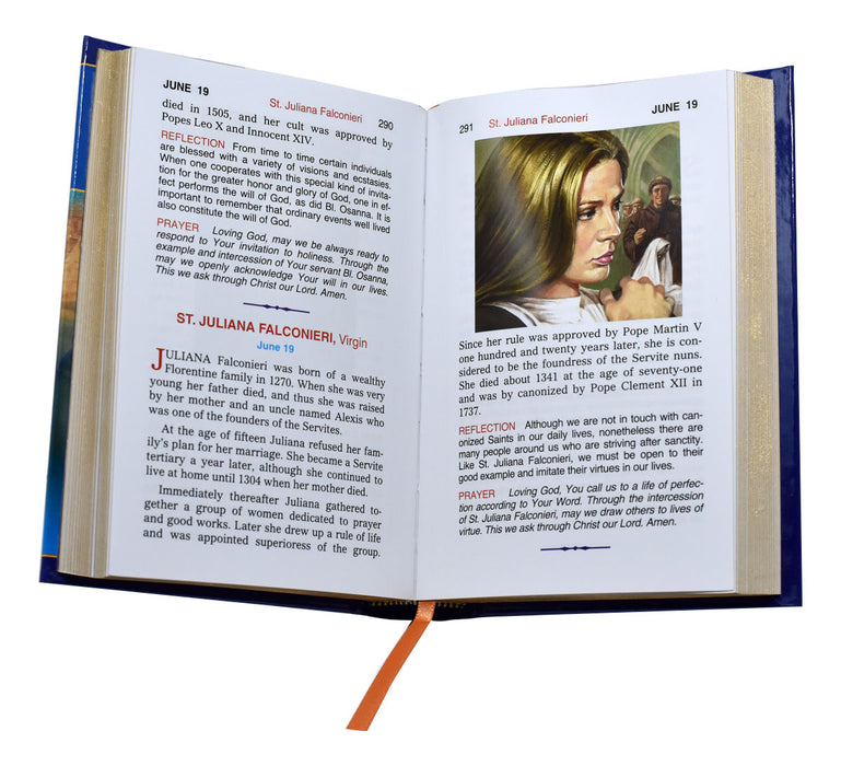 Illustrated Lives of the Saints II (Hardcover)