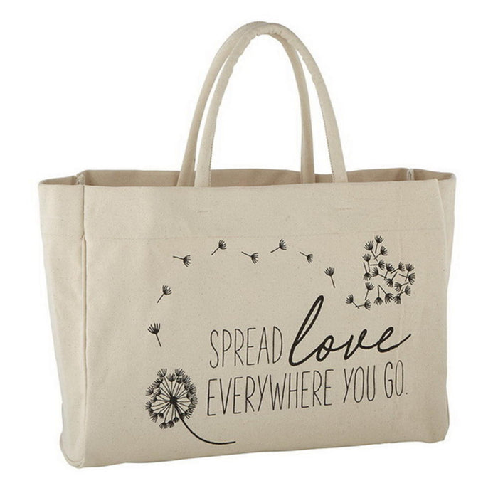 Spread Love Reusable Canvas Bag