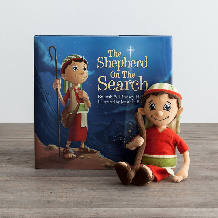 Shepherd on the Search - Advent Activity Set