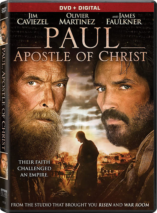Paul: Apostle of Christ DVD
