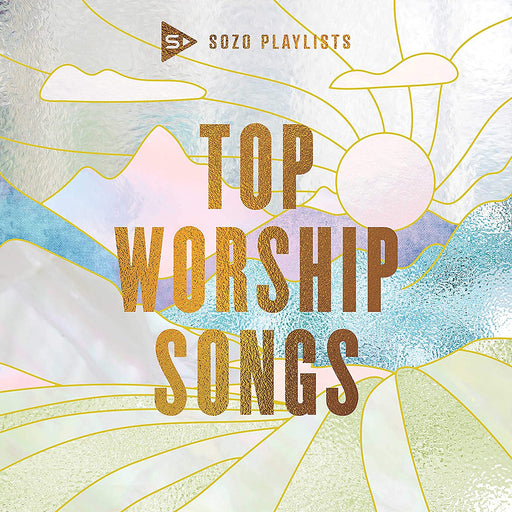 Top Worship Songs CD