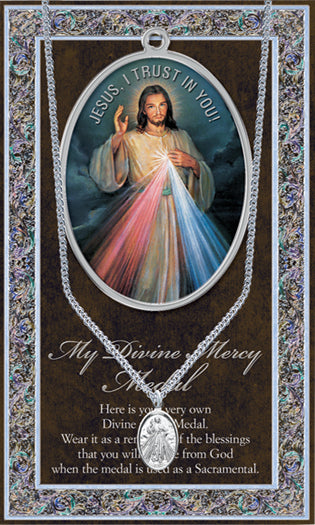 My Divine Mercy Medal