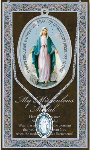 My Miraculous Medal