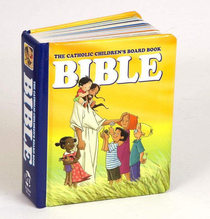 The Catholic Children's Board Book Bible