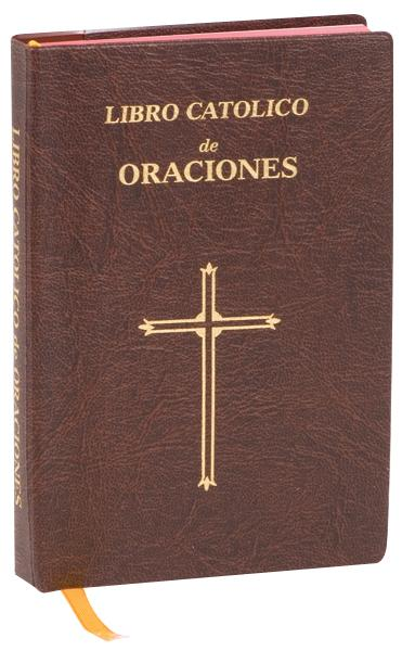 Libro Catolico De Oraciones Flexible Cover