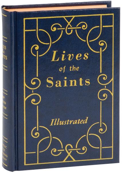 Lives of the Saints Vol 1 HC