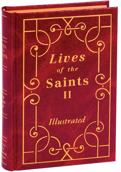 Lives of the Saints Vol 2 HC