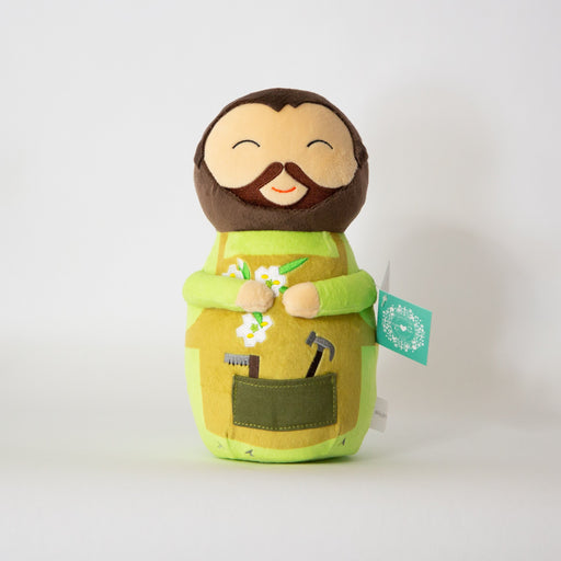 Shining Light St. Joseph Plush Doll
