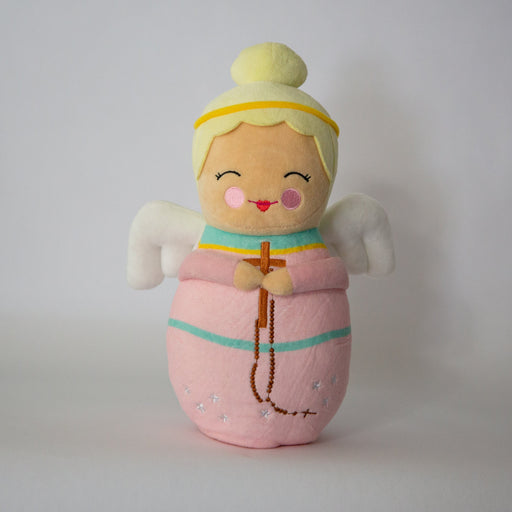 Shining Light Guardian Angel Plush Doll
