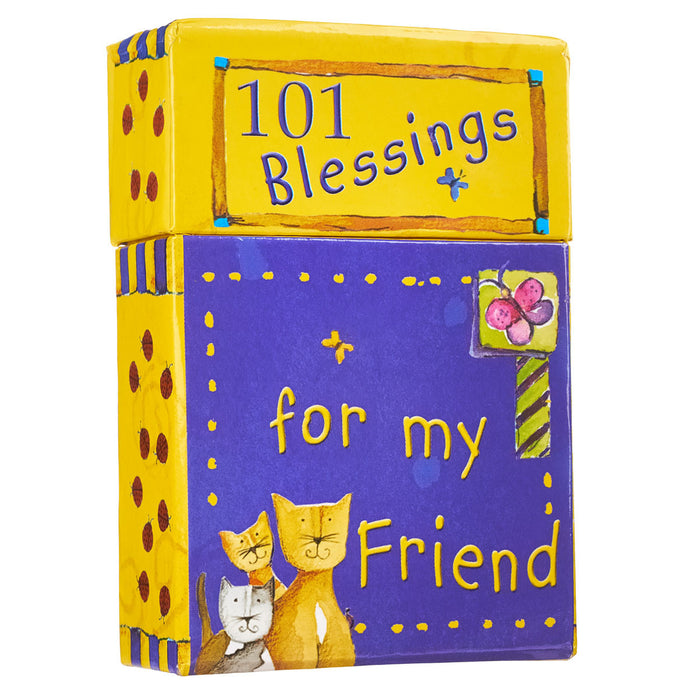 Box of Blessings: 101 Blessings for my Friend