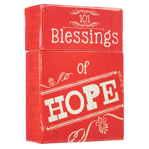 Box of Blessings: 101 Blessings of Hope