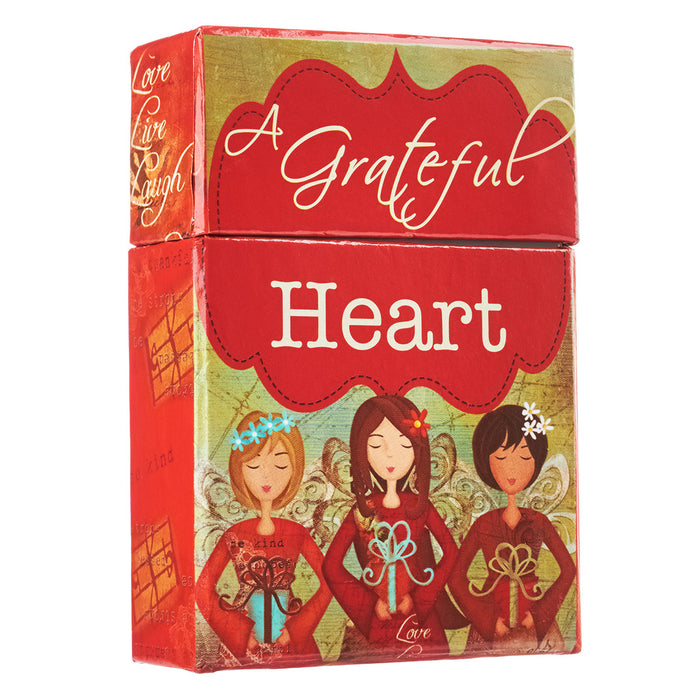 Box of Blessings: A Grateful Heart