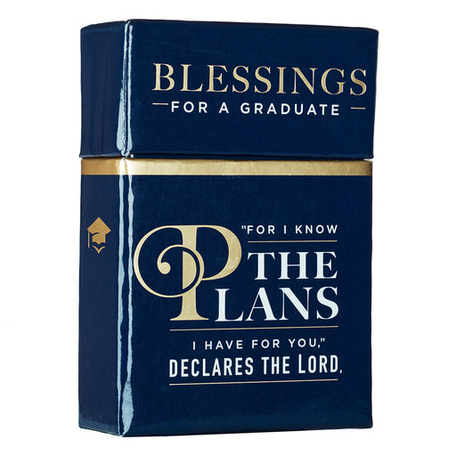 Box of Blessings: Blessings for a Graduate
