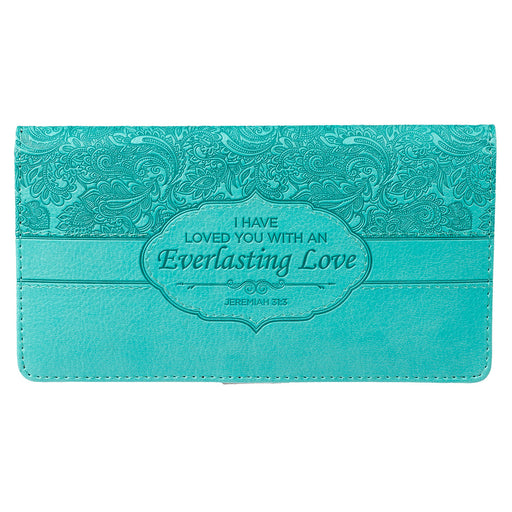 I Have Loved You Checkbook Cover