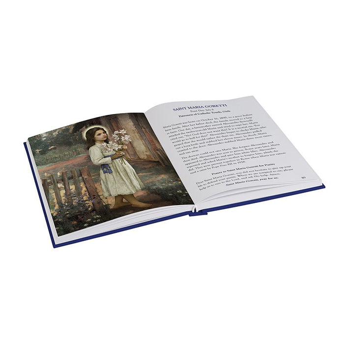 Lives of the Saints: An Illustrated History for Children (Revised & Expanded Edition)