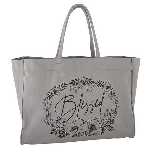 Blessed Reusable Canvas Bag