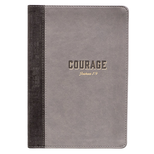 Courage Slimline LuxLeather Journal