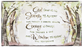 Serenity Prayer Layered Wall Plaque