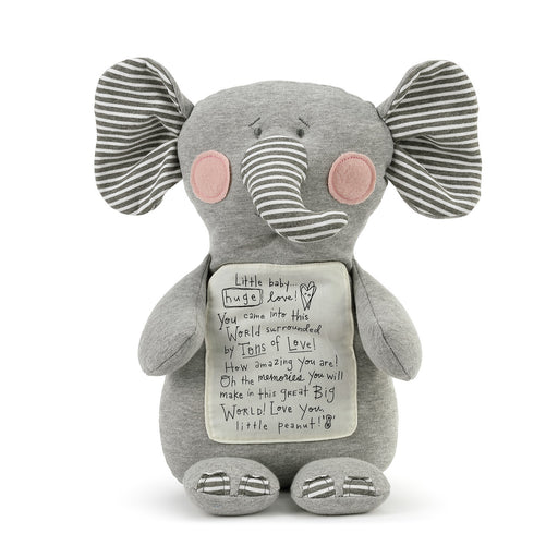 Poetic Threads Tons of Love Elephant