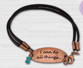 I Can Do All Things Women's Bracelet