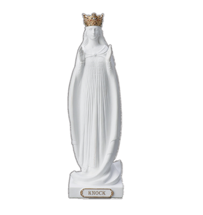 "Our Lady of Knock 8.5"" Statue"