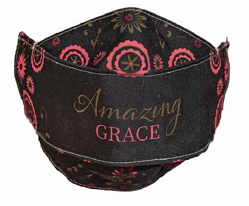 "Amazing Grace ""Easy Breather"" Face Mask"