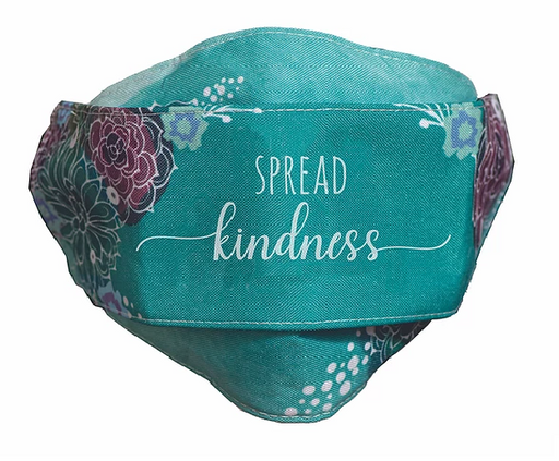 "Spread Kindness ""Easy Breather"" Face Mask"