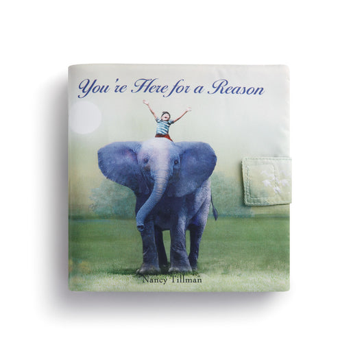 You're Here for a Reason Soft Story - The Nancy Tillman Collection