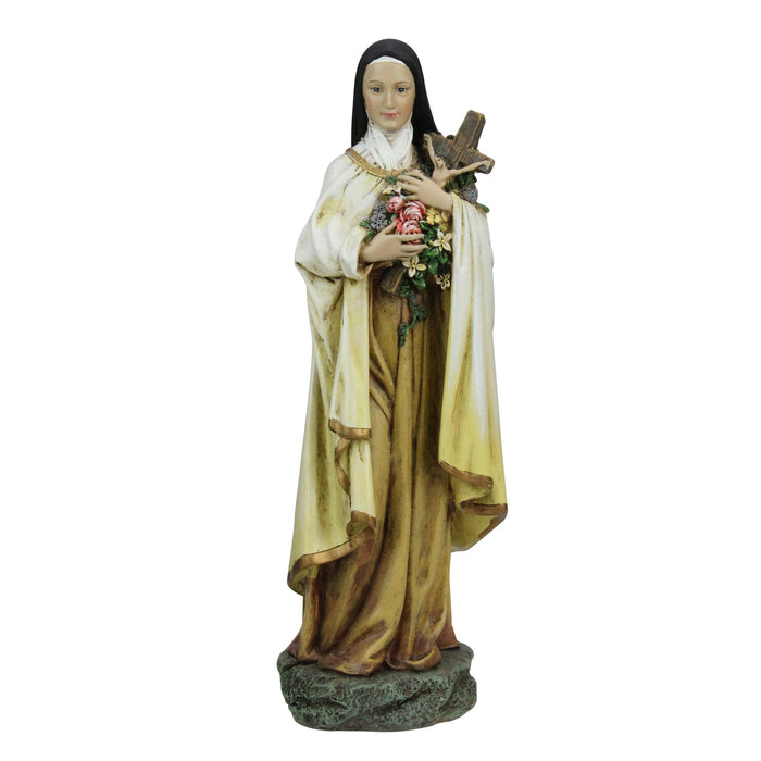 St. Therese statue 10""