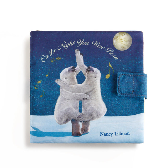 On the Night You Were Born Soft Story - The Nancy Tillman Collection