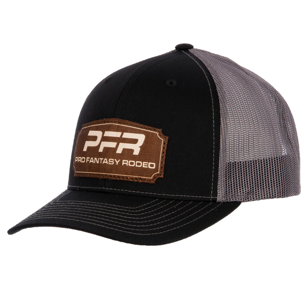 PFR Black with Gray Mesh