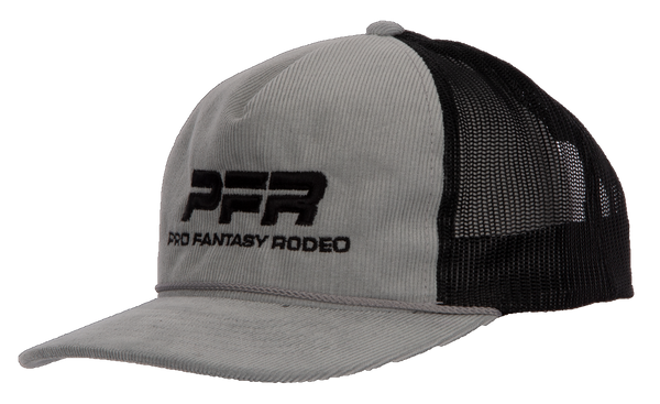 PFR Black and Gray Corduroy