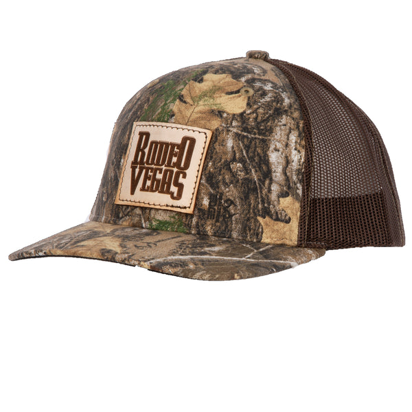 Rodeo Vegas Leather on Camo