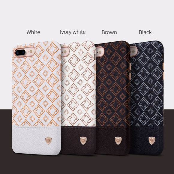 iPhone 8/8 Plus Vintage PU Leather w/ Magnetic Card Holder Case