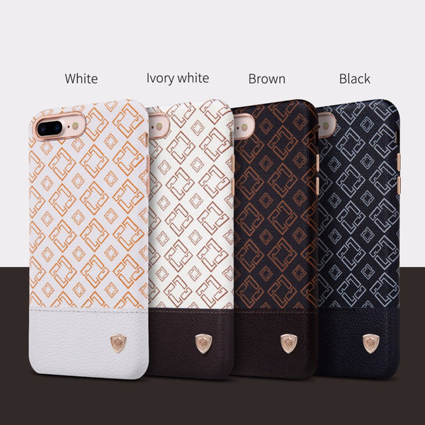 iPhone 7/7 Plus Vintage PU Leather w/ Magnetic Card Holder Case
